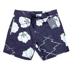 Levi's Floral Board Shorts